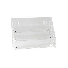 Greeting Card Holder Display Stand 3 Tier 445mm Medium