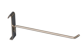 Gridmesh Prong Hook 150mm Chrome