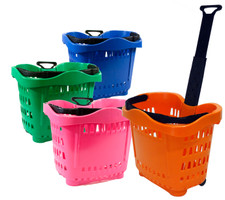 'Choosing the right Shopping Baskets' for your store