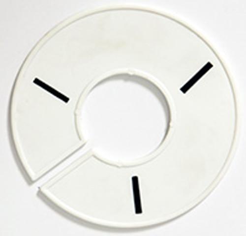 Size Divider White w Black Alphabet I