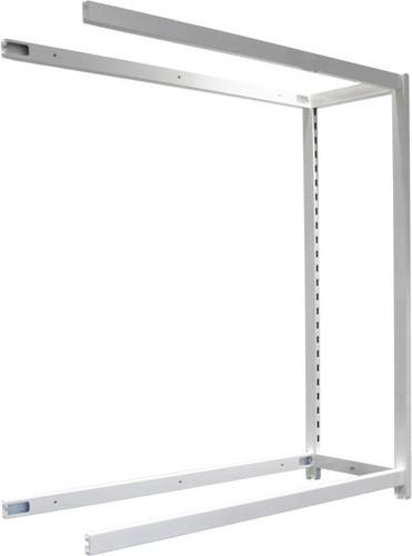 FlexiPlus Upright Add-on Bay 1200w x 1355h White