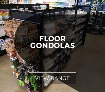 floor gondolas