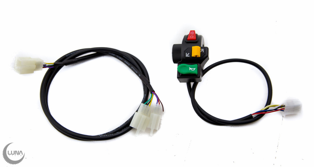 3 Speed Adjustable Switch wth Cruise Control