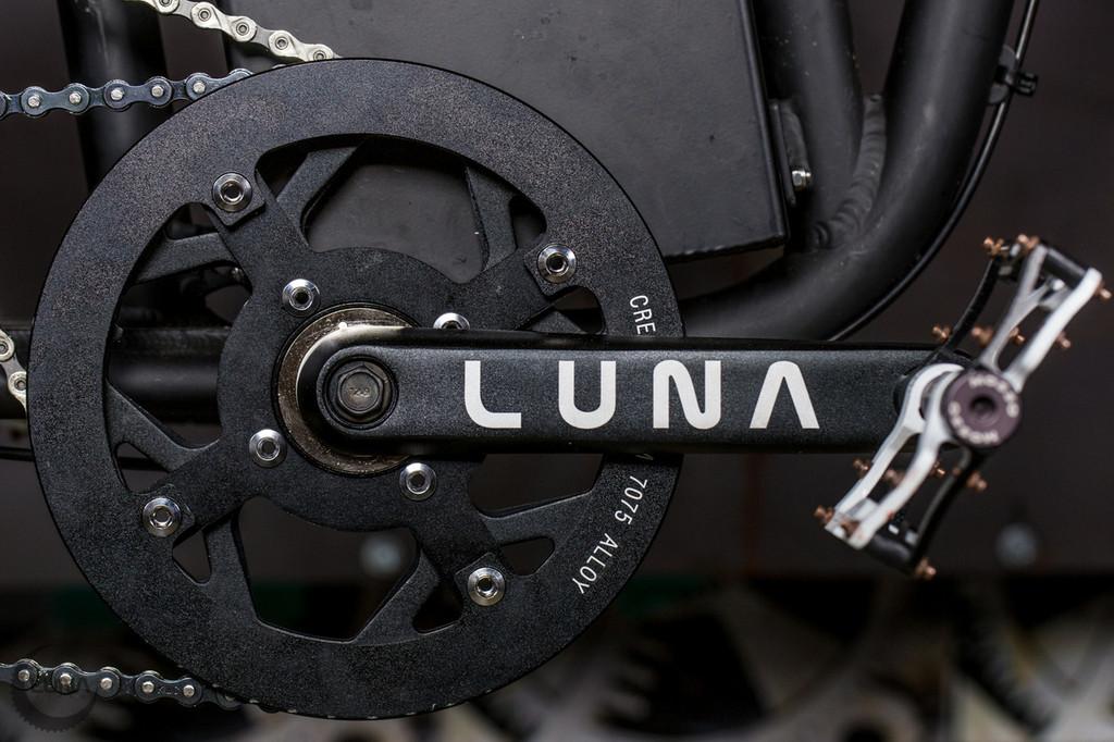 Luna 5000w  Rhino  Cargo