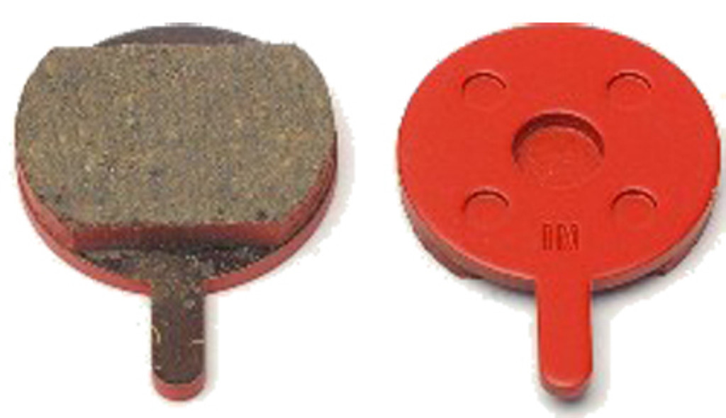 Kool Stop Replacement Brake Pads for For Apocalype - Super Scooter