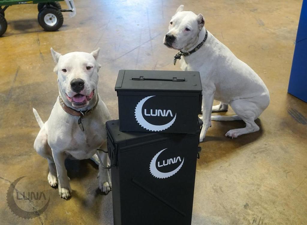 Luna Charge Safe -  Lithium Battery Storage Box