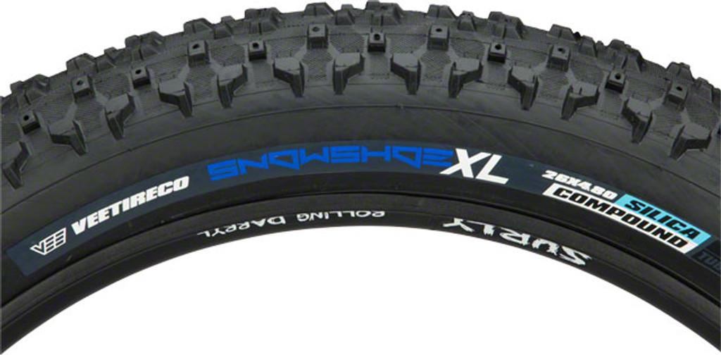 """Vee Tire Co. Snowshoe XL Studless 26"""""""