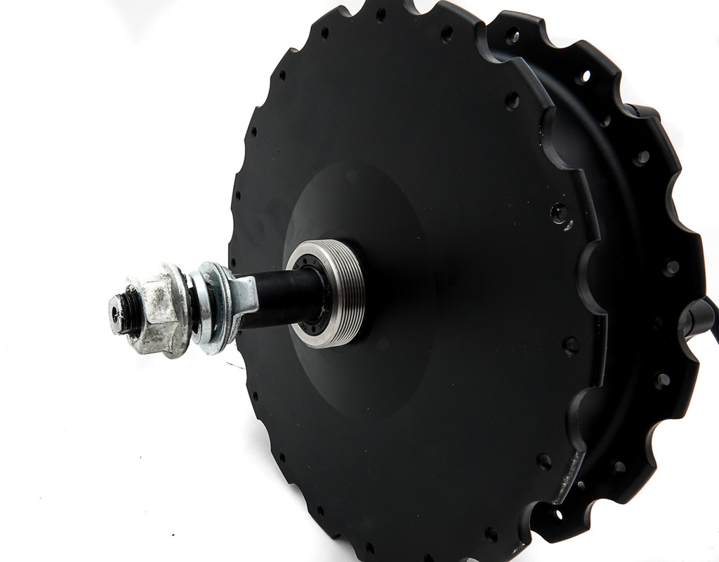 Bare Mac High Performance Hub Motor