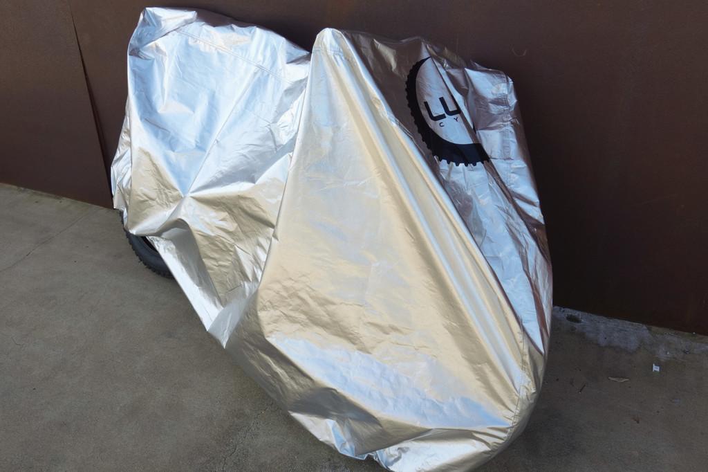 Luna Space Blanket Bike Cover