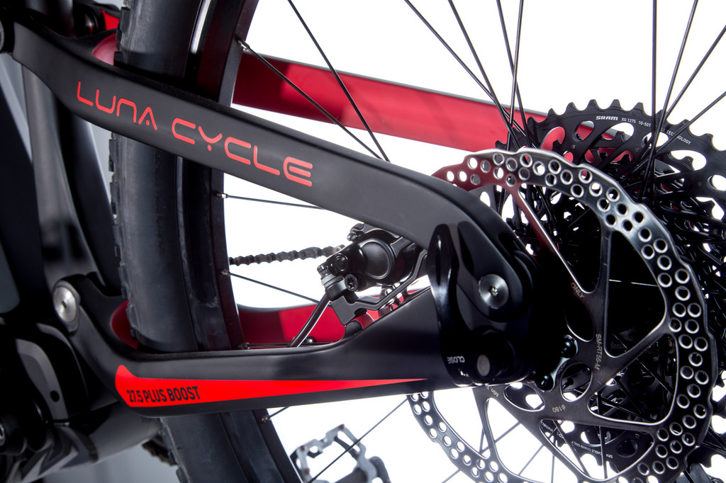 Luna Cycle Apollo Brakes