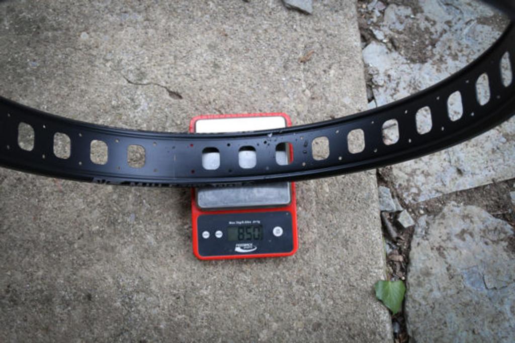 Luna Cycle Sun Ringle Mulefüt 80SL Wheel Weight