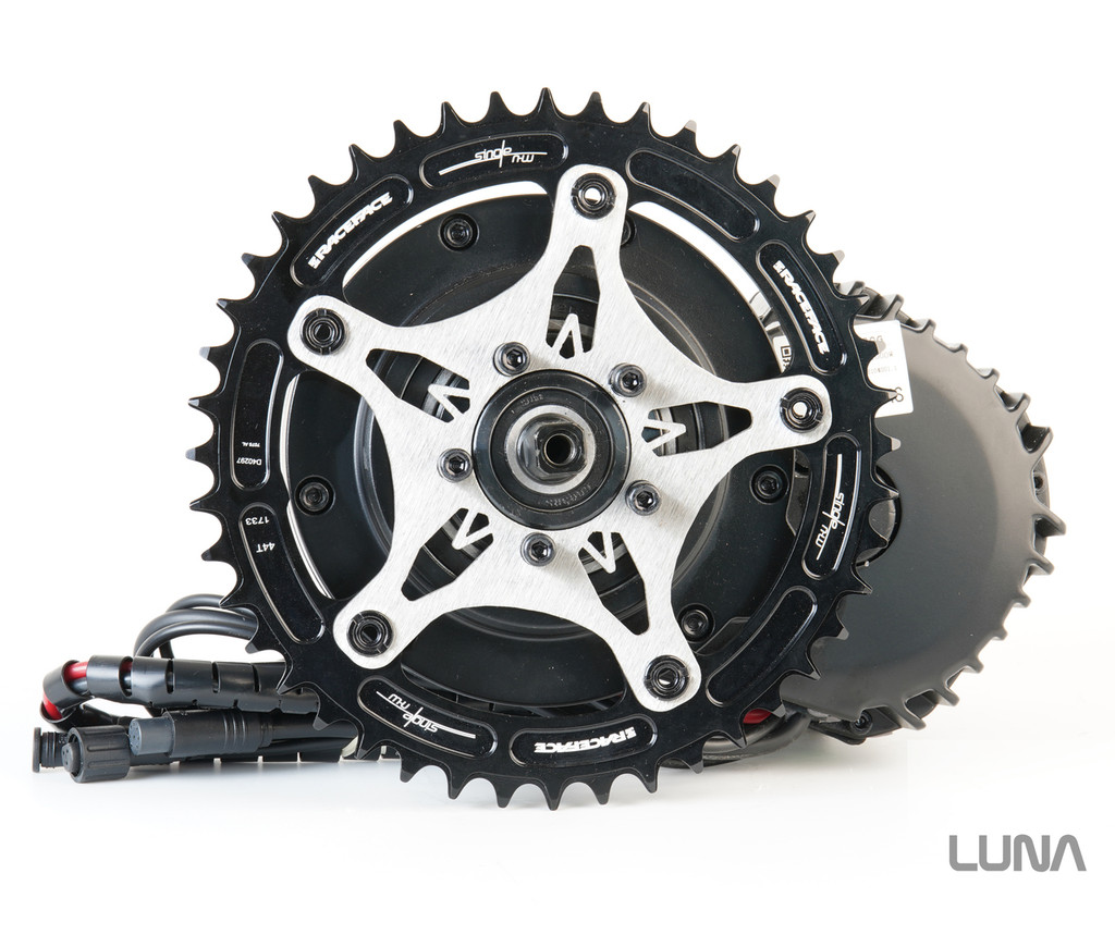 Luna BBSHD 130BCD Chainring Adapter