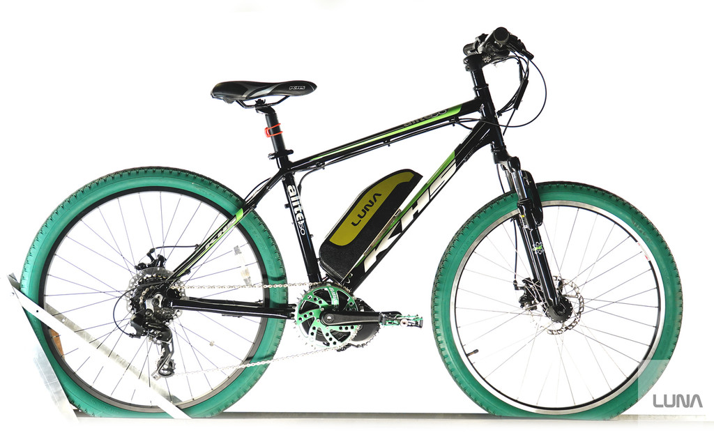 Luna Green Machine KHS