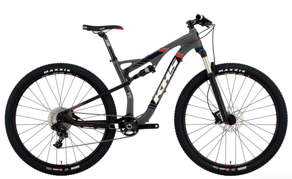 KHS Presscott 2017 (Pedal Bike Only) Large