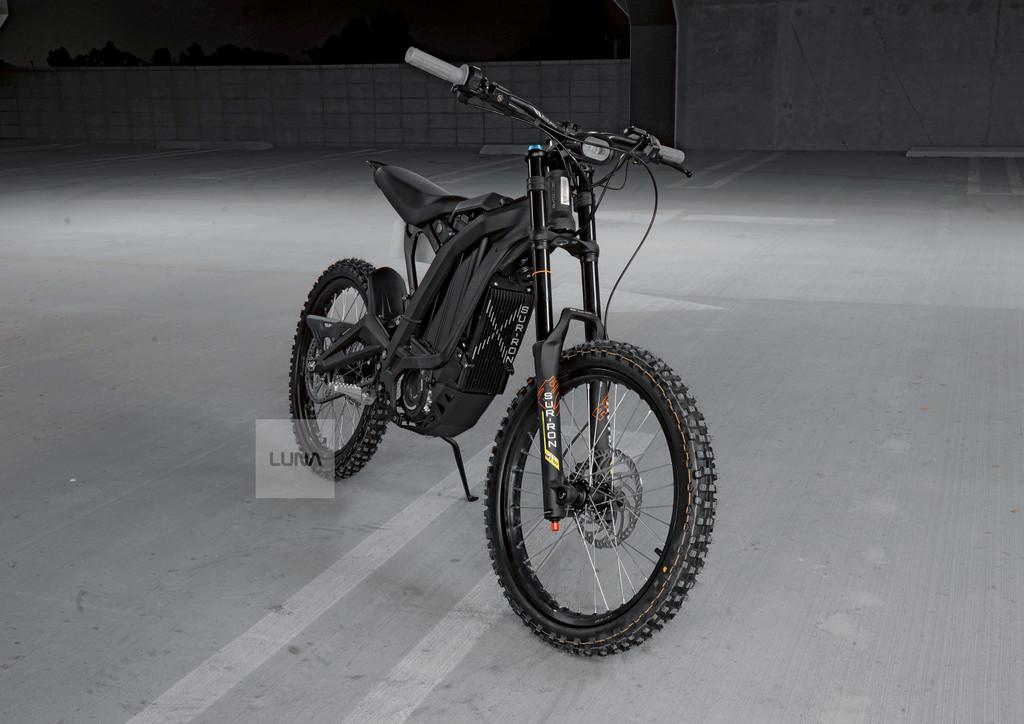 Sur Ron X Bike (Black Edition)