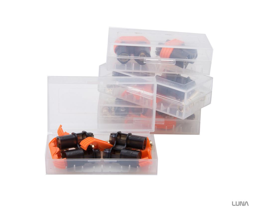 RC PRO PLUS Supra Pro D6 High Amperage Connector (4 sets)