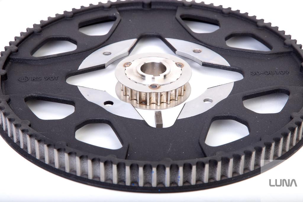 Zero Motorcycle Wide Belt Sprocket Conversion Kit