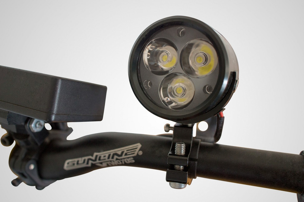 Luna Cycle Cyclops LED Light Extra Power