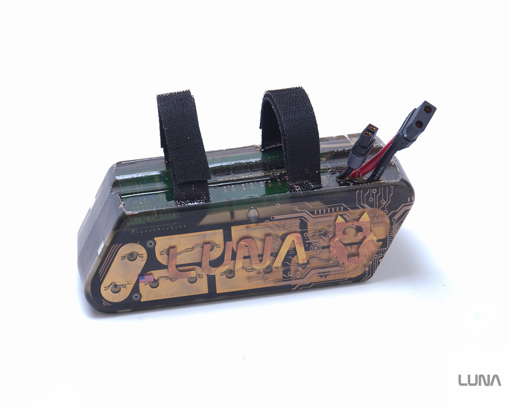 52v Luna Wolf Pup Battery Pack