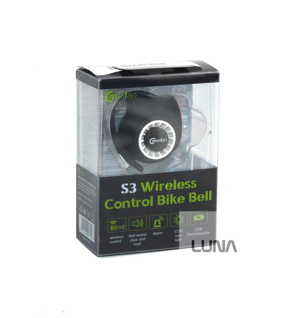 High Power Wireless Burglary Stopper Rear Light