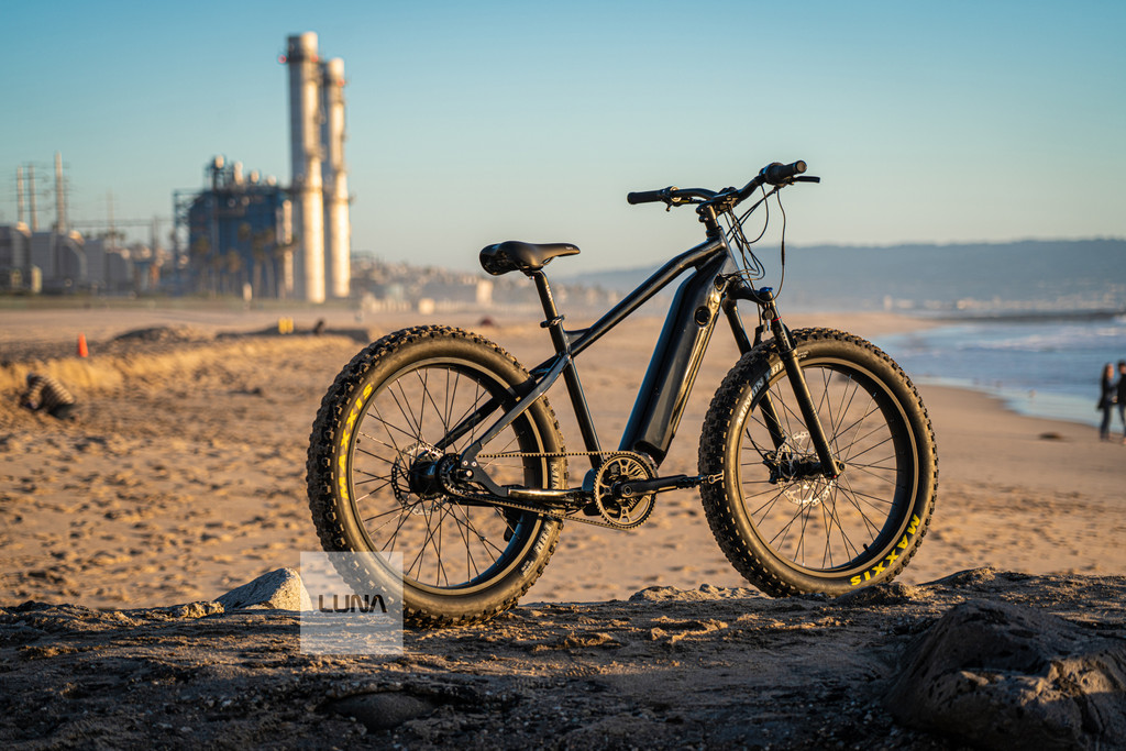 Luna Fat BABE (Bad Ass Belt Ebike)