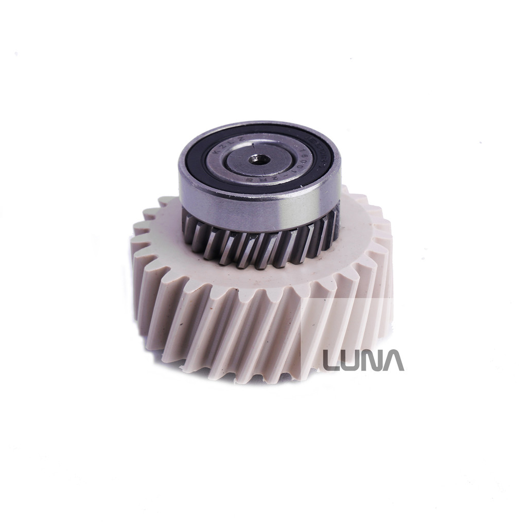 Luna M600 Silent Gear