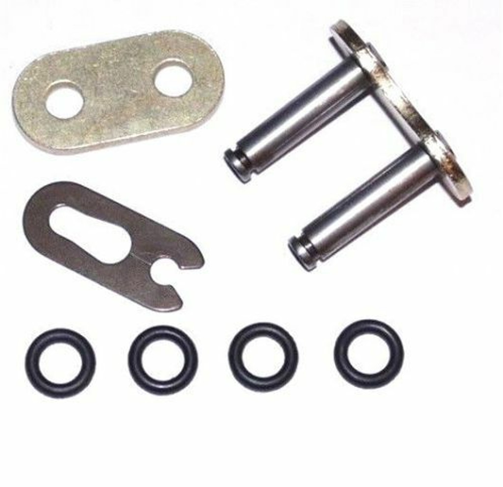 Chain Extension Kit for Larger Sur-Ron Sprockets O-ring Master link and Chain Links