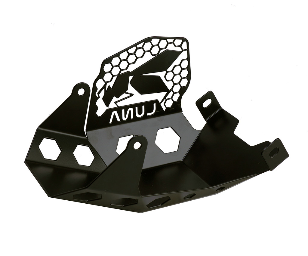 Luna Sur-Ron Stainless Steel Bash Guard v1 with Beauty Plate