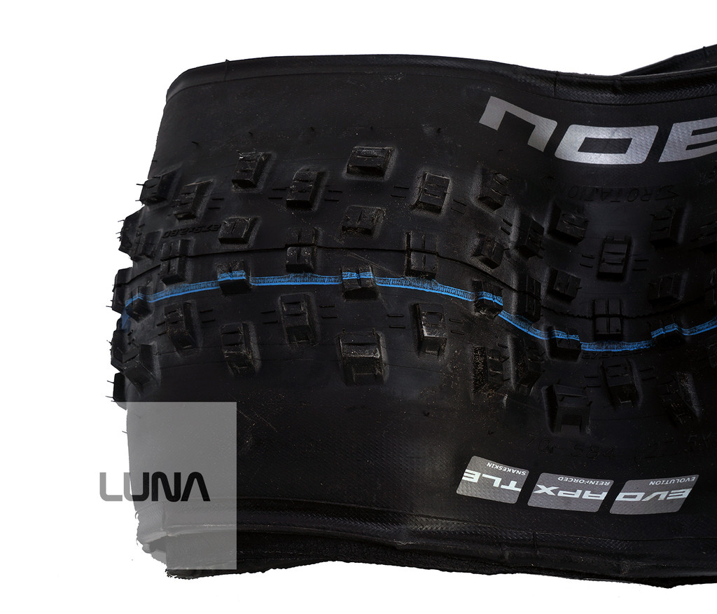 Schwalbe Tubeless Ready Nobby Nic Tire