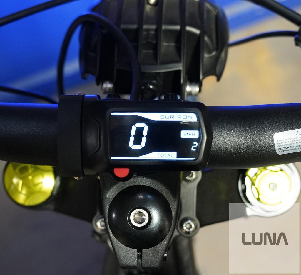 Sur-Ron Center Mount Speedometer Bracket