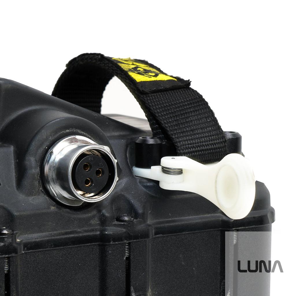 Luna Spring Loaded Battery Cap For Surron