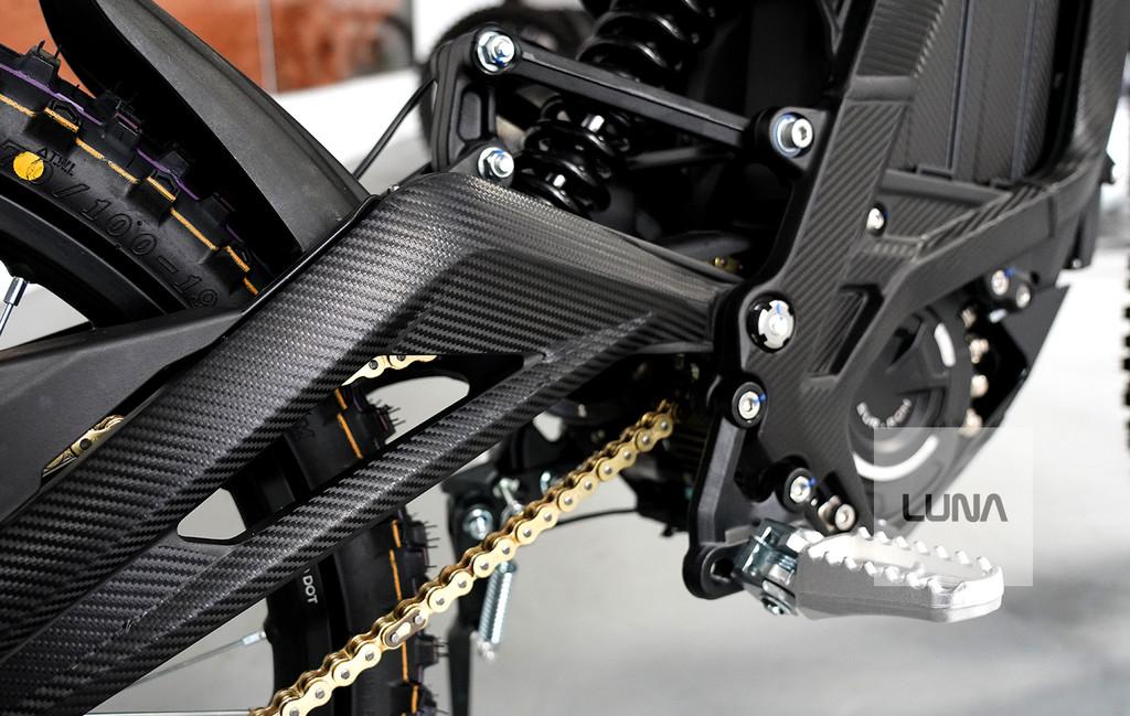 Sur-Ron Carbon Fiber Wrap Kit