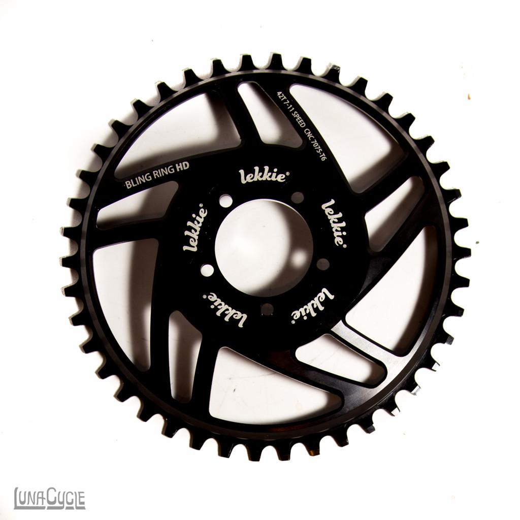 Lekkie BBSHD Bling Ring Chainring