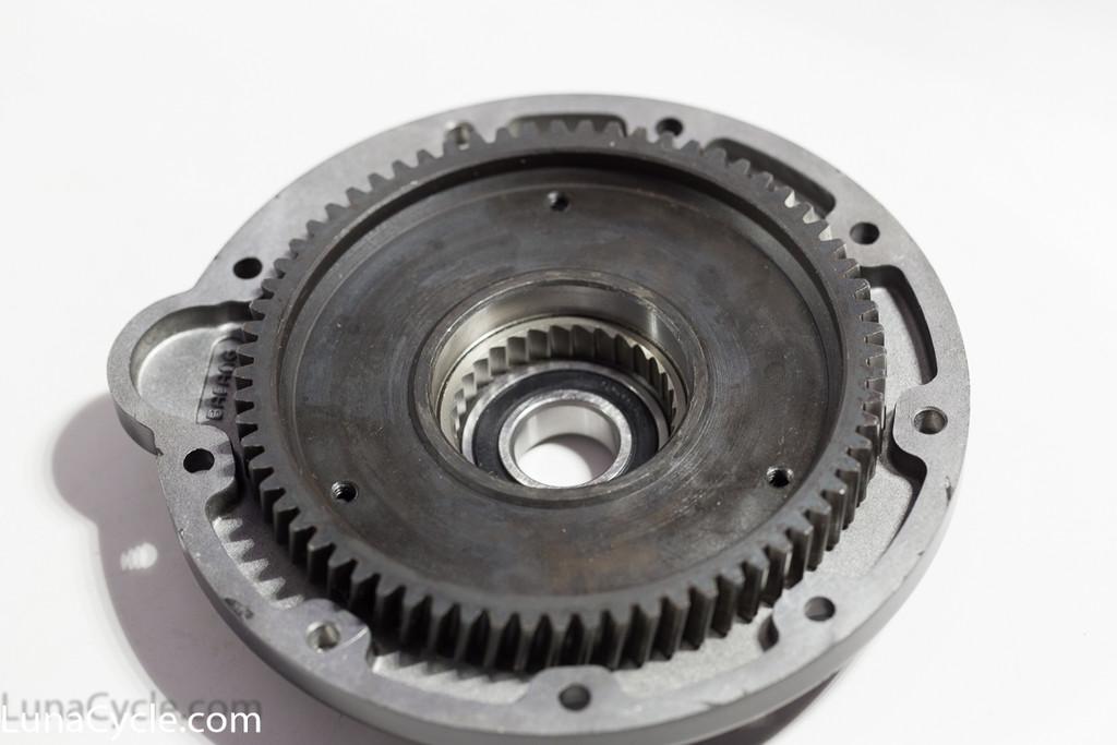 BBSHD Steel Gear