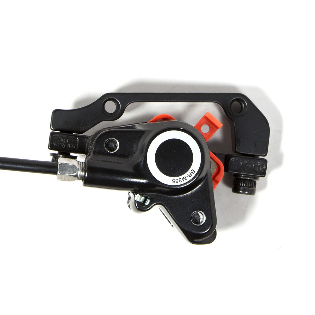 Shimano M355 Hydraulic Disc Brakes