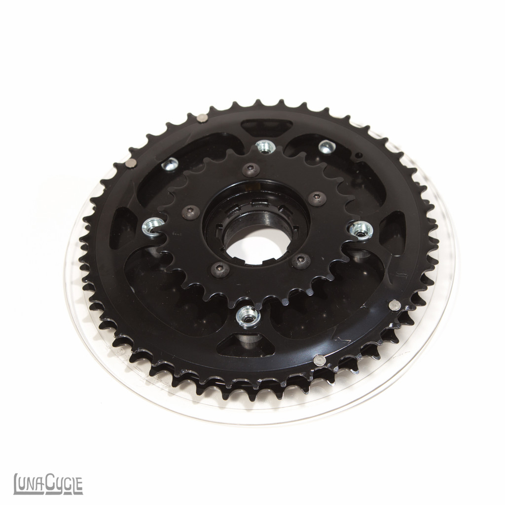 Triple Chain Ring Front Sprocket for Cyclone