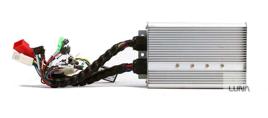 60 amp 36-72v Ebike Bluetooth Programmable Controller
