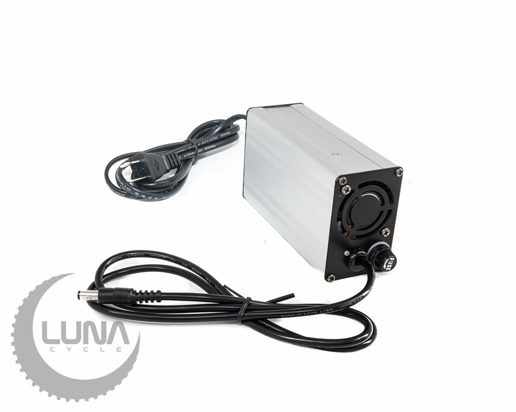 52v Standard Lithium Charger with Mini XLR
