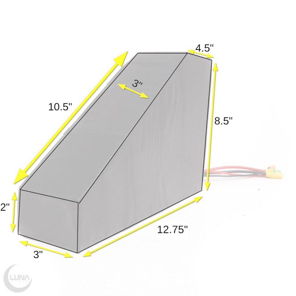 72v Triangle Panasonic PF 14.5ah