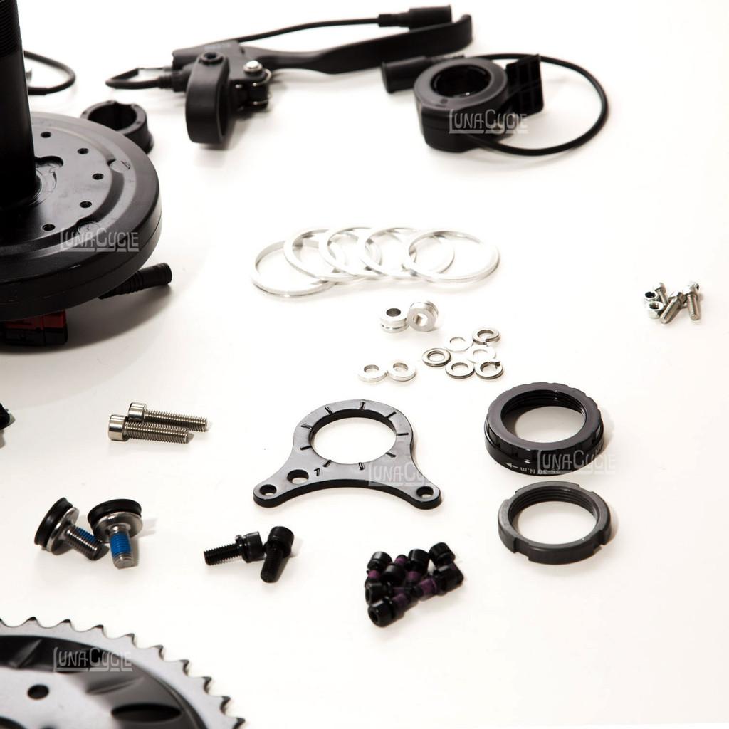 Bafang BBSHD Mid Drive Ebike Kit
