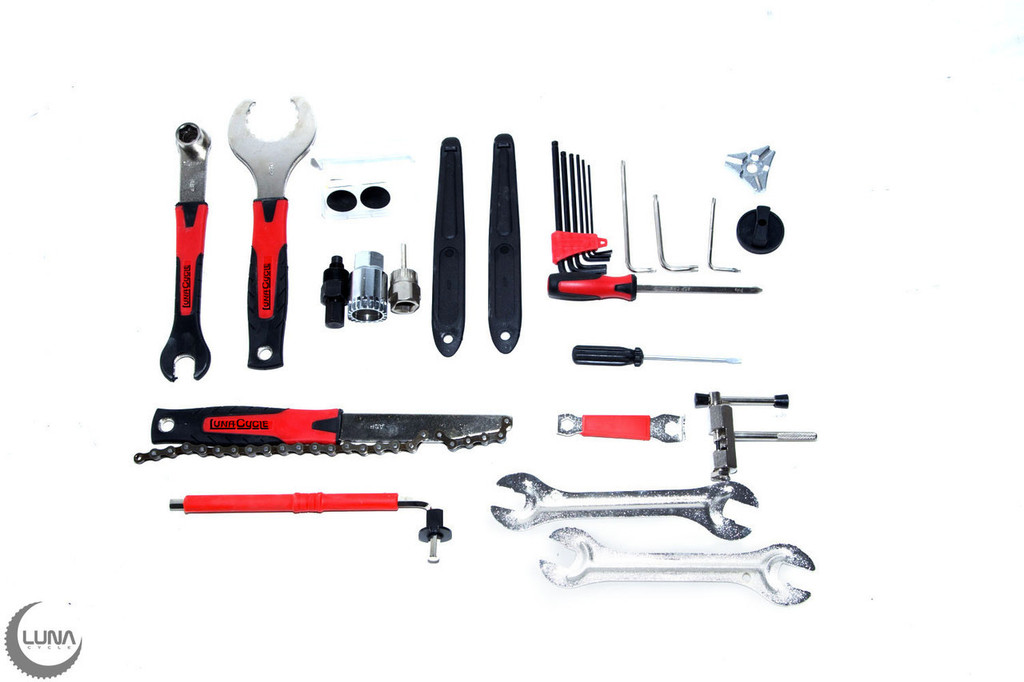 Luna Cycle Ebike Tool Kit