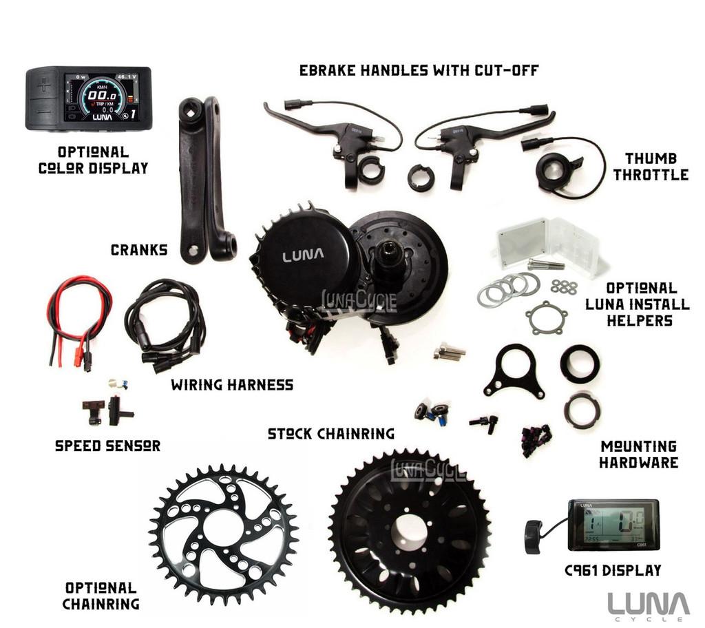 Fourth Anniversary BBSHD Mid Drive Kit Special