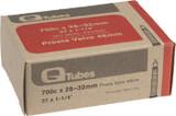 Q-Tubes 700c x 28-32mm 48mm Presta Valve Tube