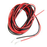 10 Gauge Silicone Insulated Wire PER METER