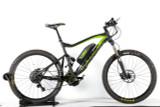 Luna 5500  Wolf Full Suspension Electric Bike (XL)