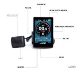 LUNA Full Color Display 860c With Removable Selector