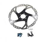 SHIMANO RT76 Ice Tech Rotor with 6 Bolt Pattern