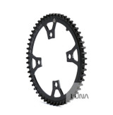 Luna FIXED Replacement Front Gates Carbon CDX Chainring