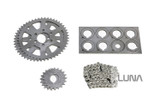 Luna Primary Belt to Chain Conversion Kit