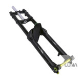 DVO Onyx DC D1 Stealth Black  Upgrade Suspension Fork for Sur-Ron